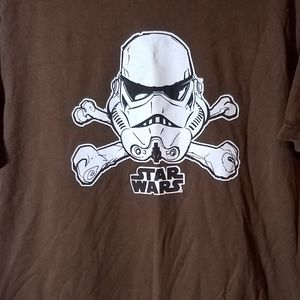 Mens Star Wars Storm trooper T shirt